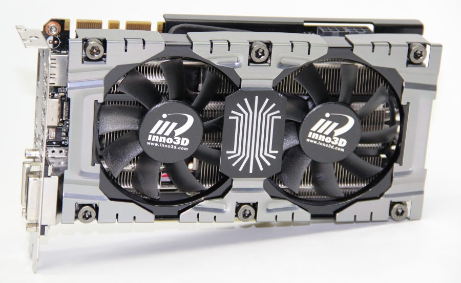 Обзор и тест видеокарты Inno3D GeForce GTX 660 Ti 2048Mb