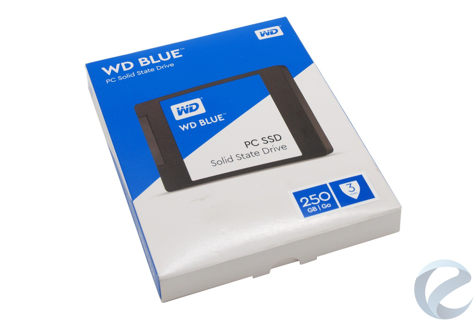 Обзор и тест SSD Western Digital Blue 250 Gb WDS250G1B0A