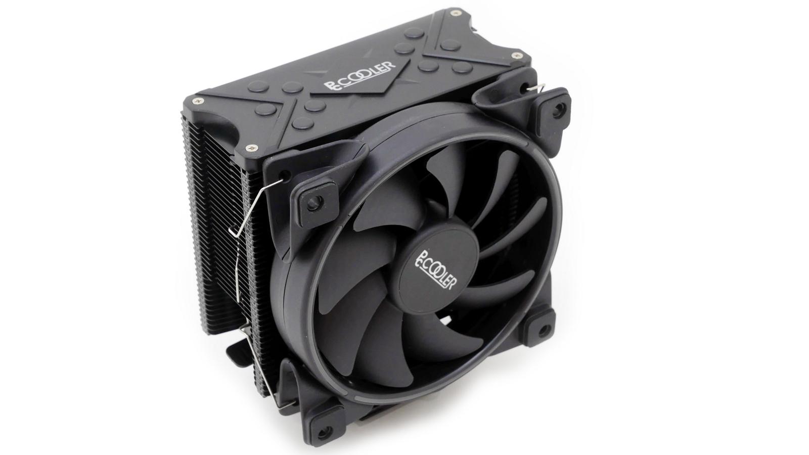 Обзор и тест процессорного кулера PCCooler GI-X6R