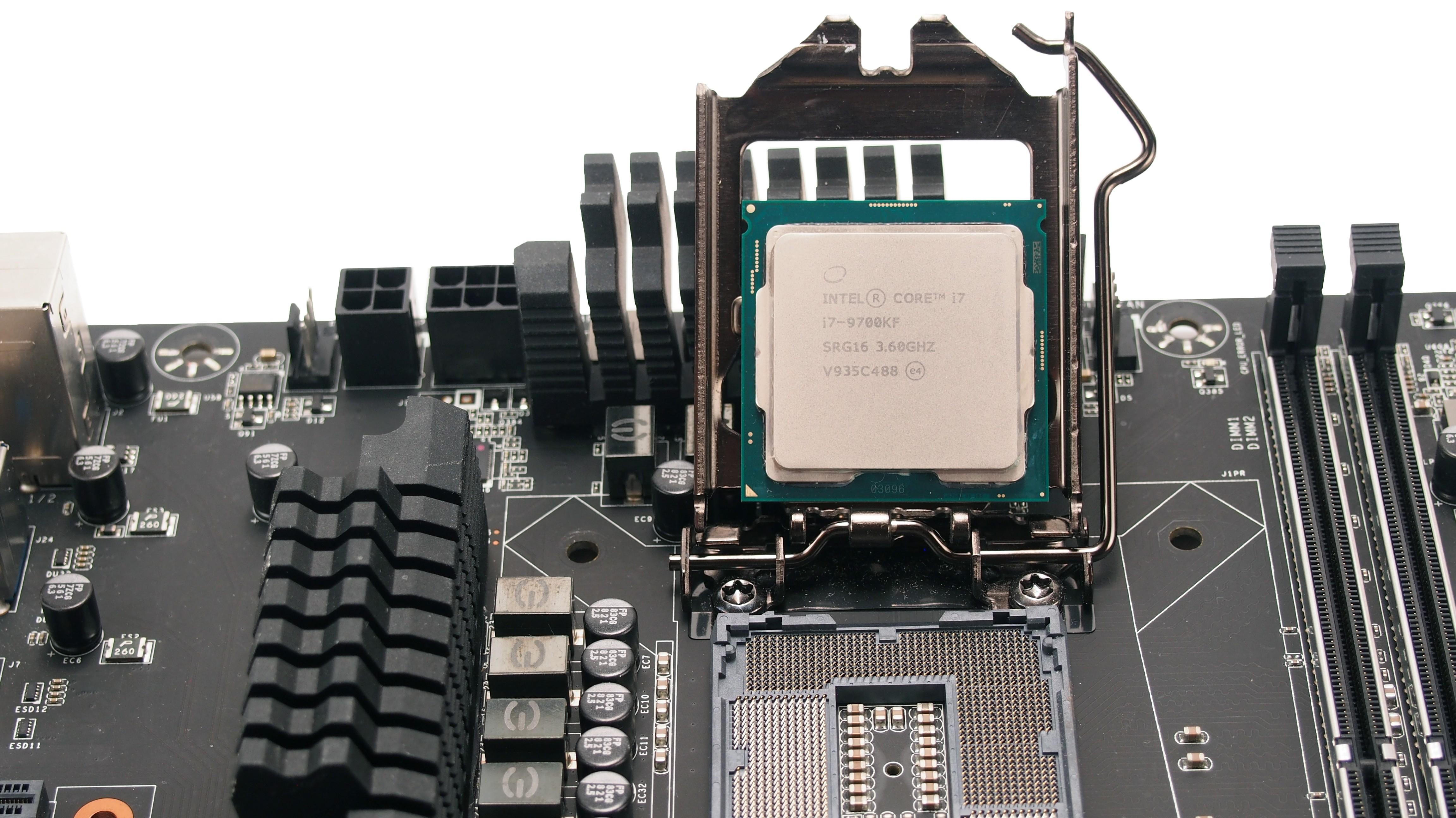 Обзор и тест процессора Intel Core i7-9700KF