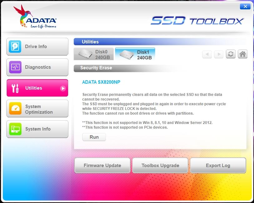Обзор NVMe-накопителя ADATA XPG SX8200 объемом 240Gb — i2HARD