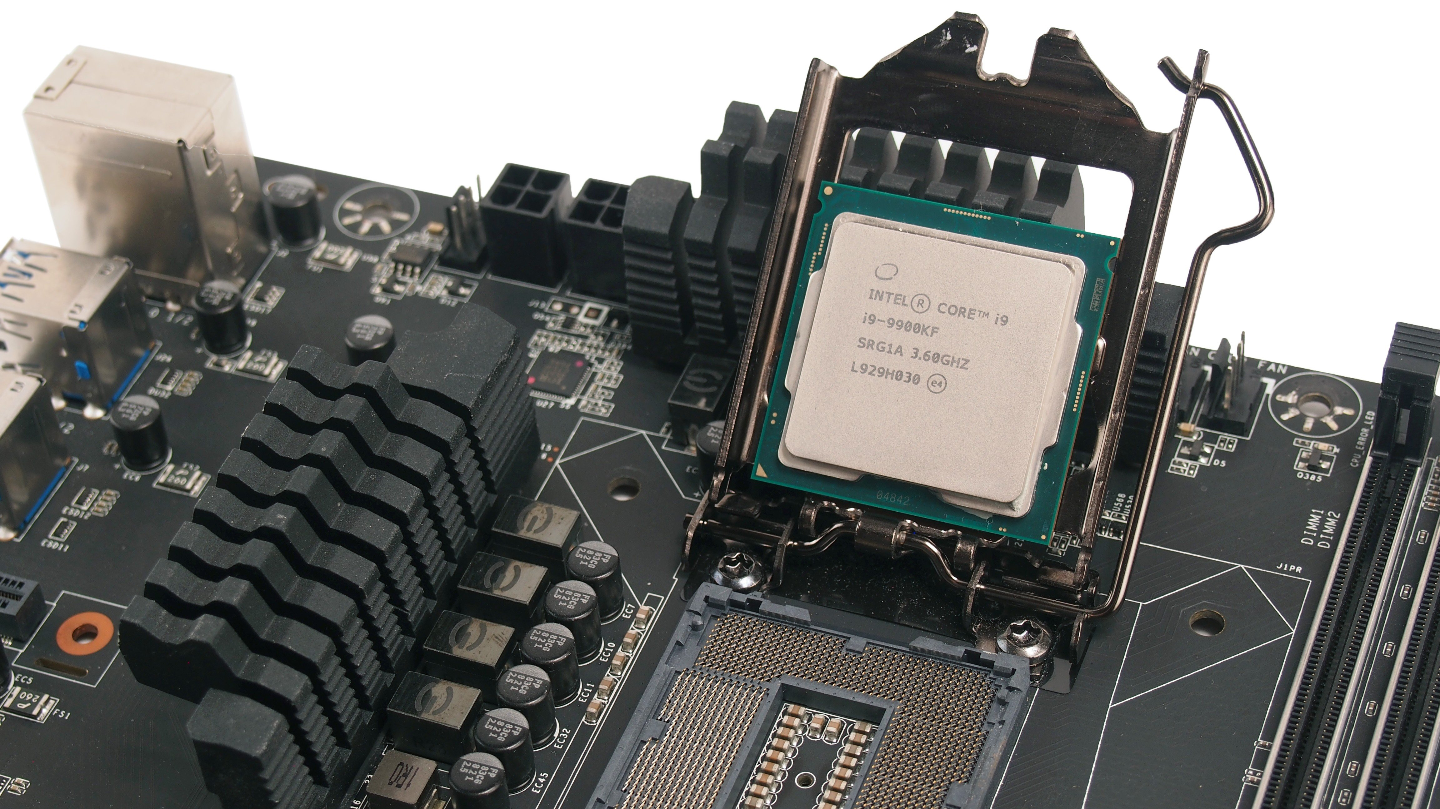 Обзор и тест процессора Intel Core i9-9900KF