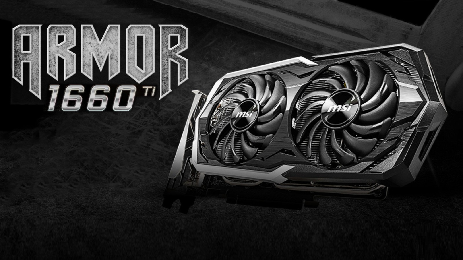 Обзор и тест видеокарты MSI GeForce GTX 1660 Ti Armor 6G OC