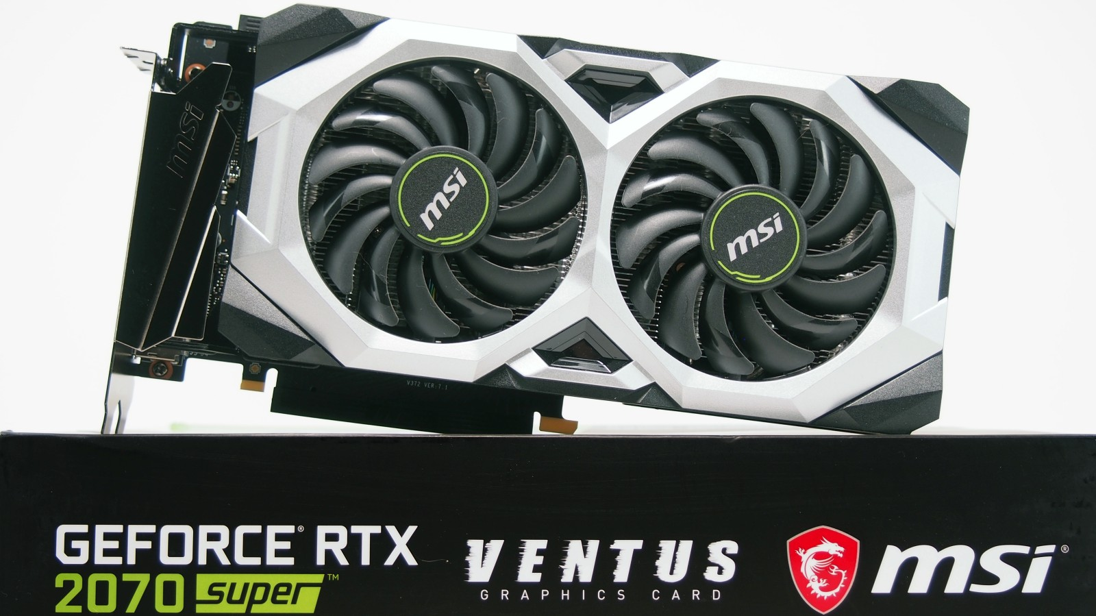 Обзор и тест видеокарты MSI GeForce RTX 2070 Super Ventus OC