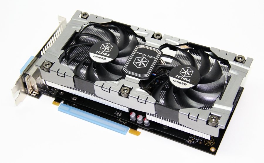 Обзор и тест видеокарты Inno3D Ichill GeForce GTX 650 Ti Boost 2048Mb