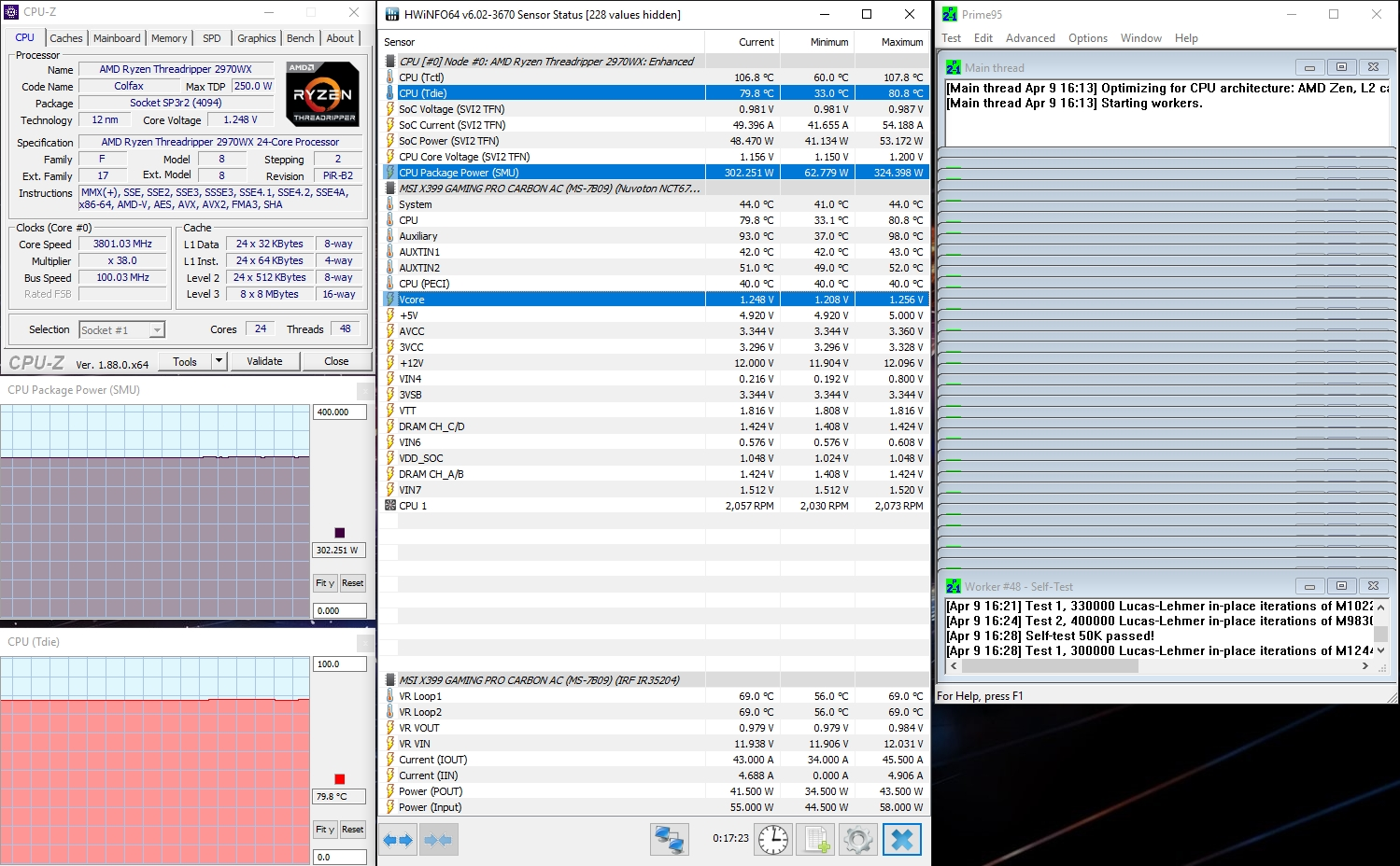 Обзор и тест процессоров AMD Ryzen Threadripper 2970WX и