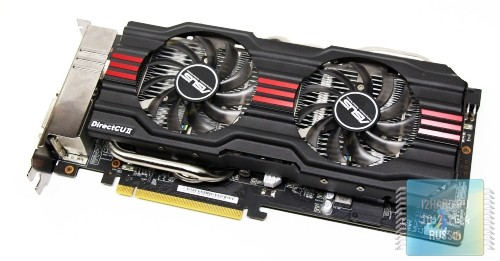 Обзор и тест видеокарты ASUS GeForce GTX770 OC 2048Mb
