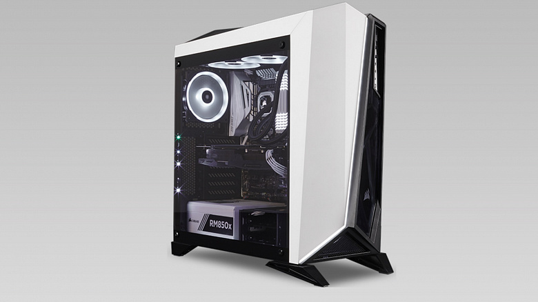 Обзор и тест Mid-Tower корпуса Corsair SPEC-OMEGA RGB