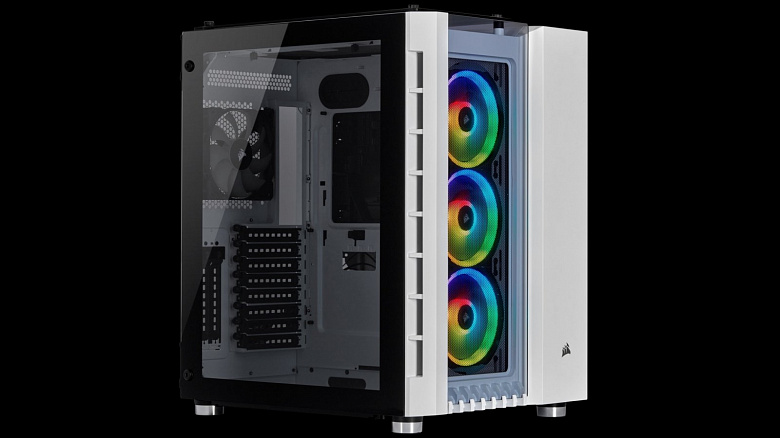 Обзор корпуса Corsair Crystal Series 680X RGB White