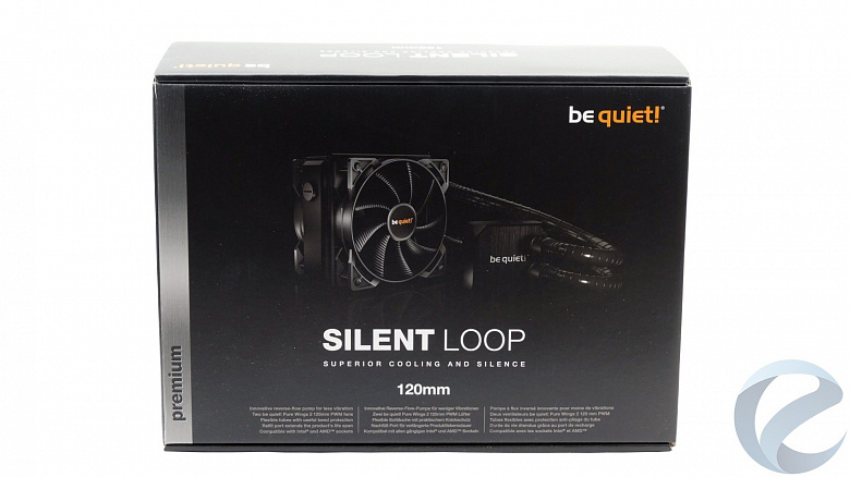 Обзор и тест be quiet! Silent Loop 120