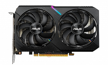 ASUS представила видеокарту GeForce RTX 2060 DUAL Mini