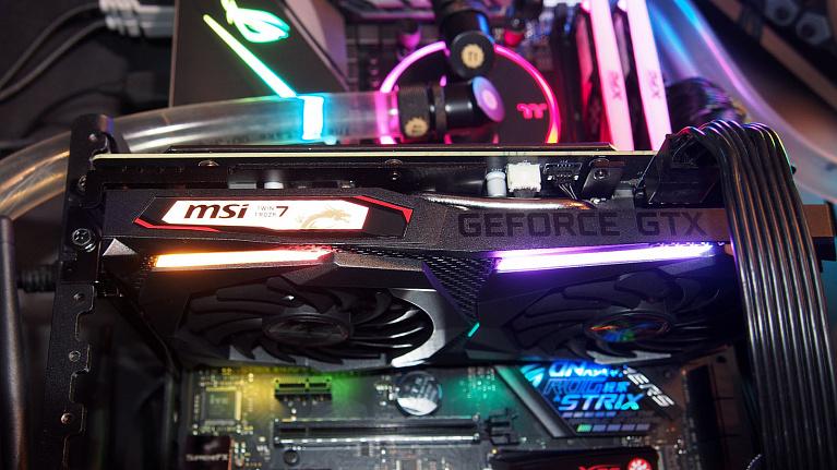 Обзор и тест MSI GeForce GTX 1660 SUPER GAMING X