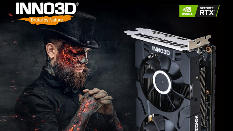 Обзор и тест видеокарты Inno3D GeForce RTX 2060 Twin X2