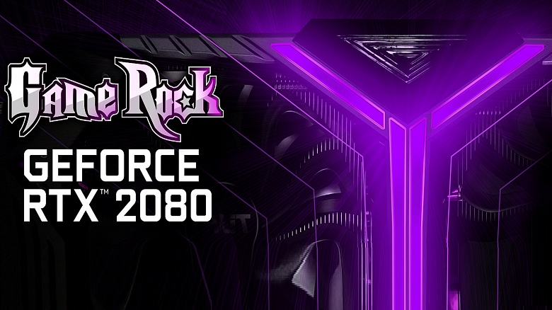 Обзор и тест видеокарты Palit GeForce RTX 2080 GameRock Premium