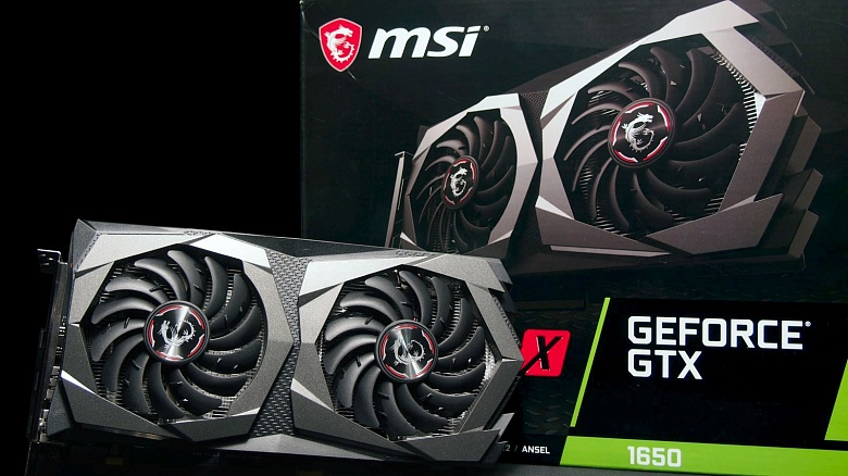 Обзор и тест видеокарты MSI GeForce GTX 1650 Gaming X 4G