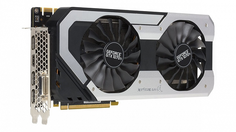Обзор и тест видеокарты Palit GeForce GTX 1060 Super Jetstream 6Гб PA-GTX1060 Super Jetstream 6G