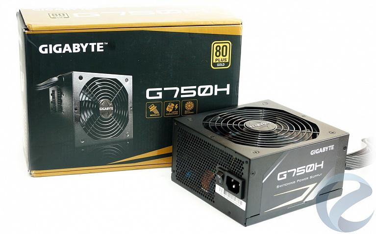 Обзор и тестирование блока питания Gigabyte G750H