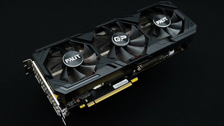 Обзор и тест видеокарты Palit GeForce RTX 2080 Super GamingPro OC