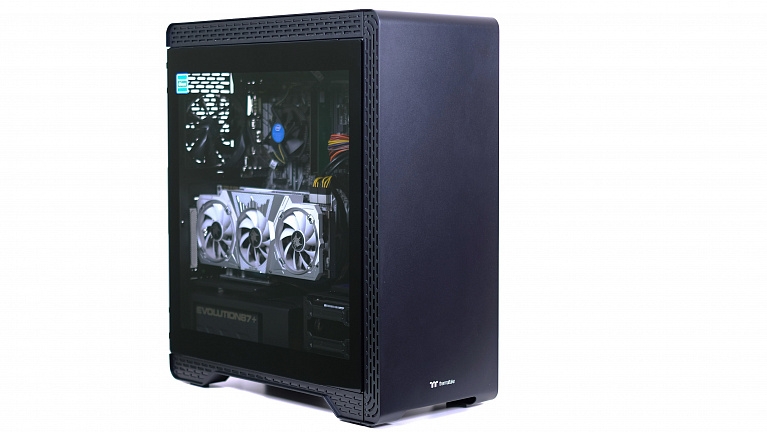 Обзор корпуса Thermaltake S500 TG