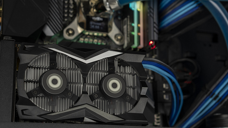 Обзор и тест ZOTAC GAMING GeForce GTX 1650 SUPER Twin Fan