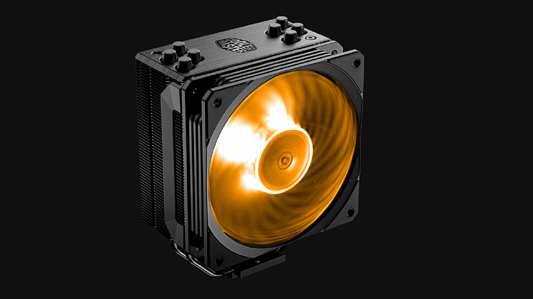 Обзор и тест процессорного кулера Cooler Master Hyper 212 RGB Black Edition