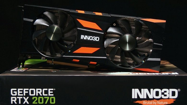 Обзор и тест видеокарты Inno3D GeForce RTX 2070 X2 OC