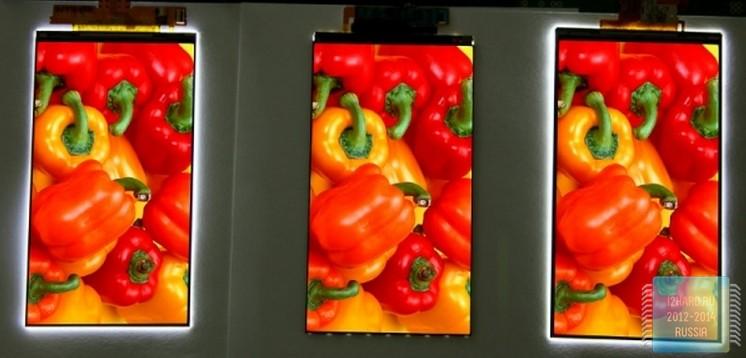 LG Display показала дисплей с самыми тонкими боковыми рамками