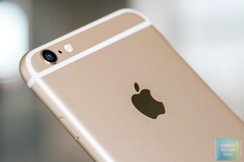 Apple исправила самую главную проблему iPhone 6 Plus