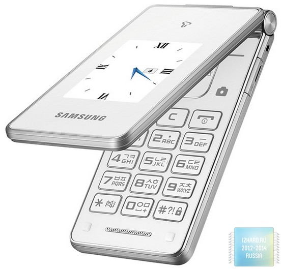 "Master Dual — ""раскладушка"" от Samsung"