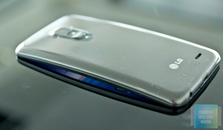 LG Готовится представить еще одно изогнутое устройство