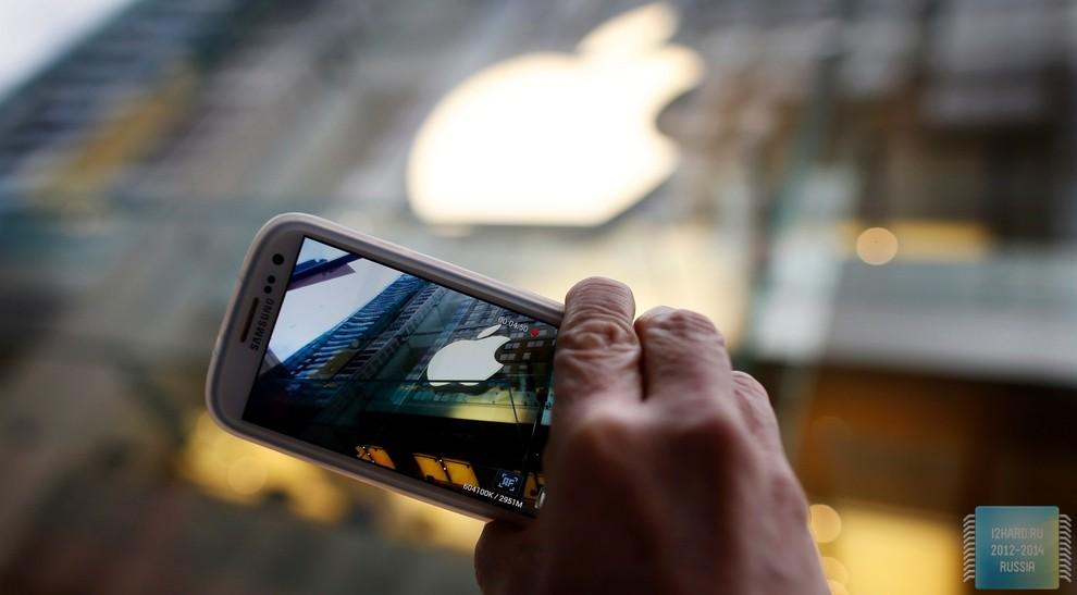 Продукты Apple будут оснащаться процессором Samsung