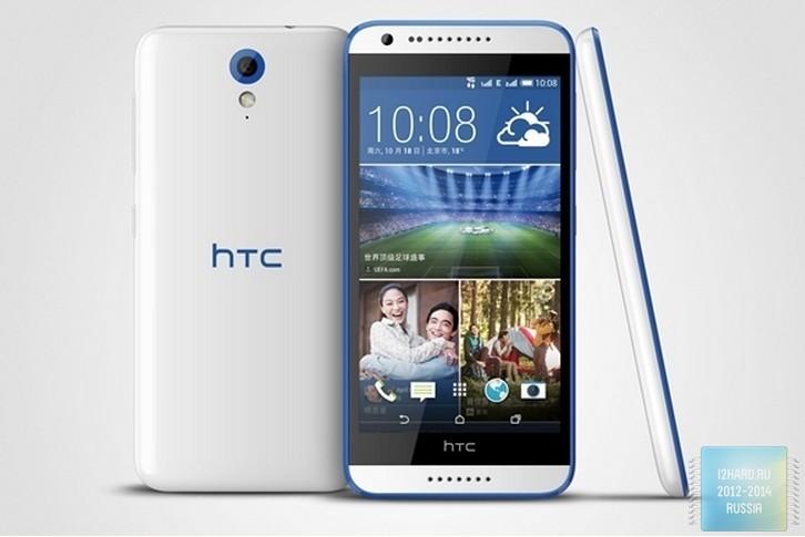 "В Китае ""засветился"" HTC Desire 820 Mini"