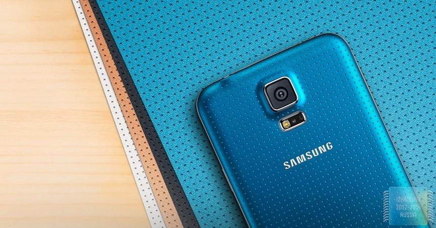 До конца октября в Европе появится в продаже Galaxy S5 Plus