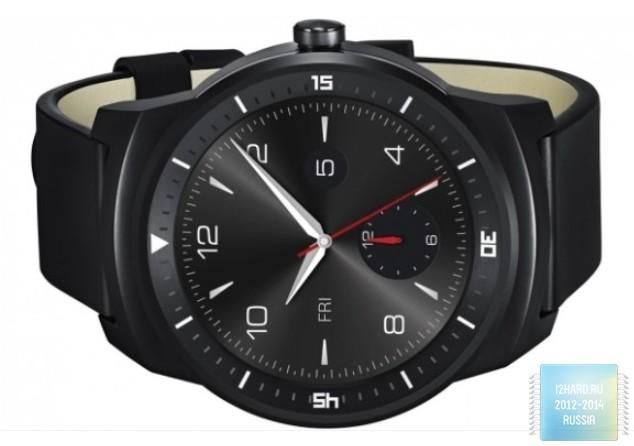 LG G Watch R начали продавать в Европе