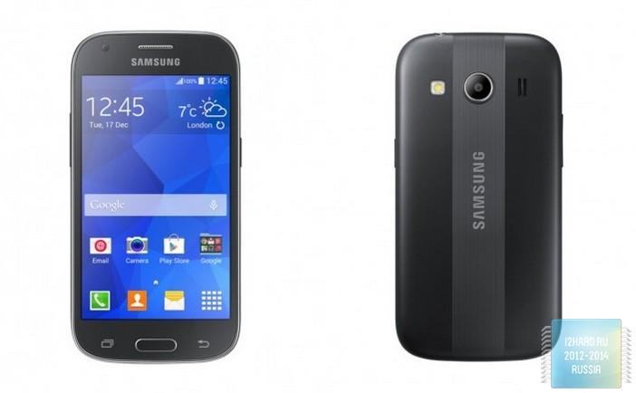 Galaxy Ace Style LTE