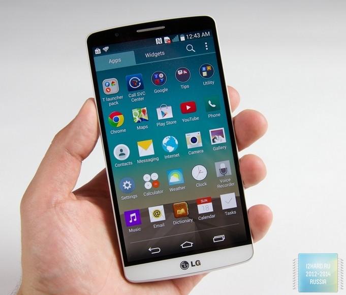 Версия LG G3 на две SIM-карты скоро появится в России