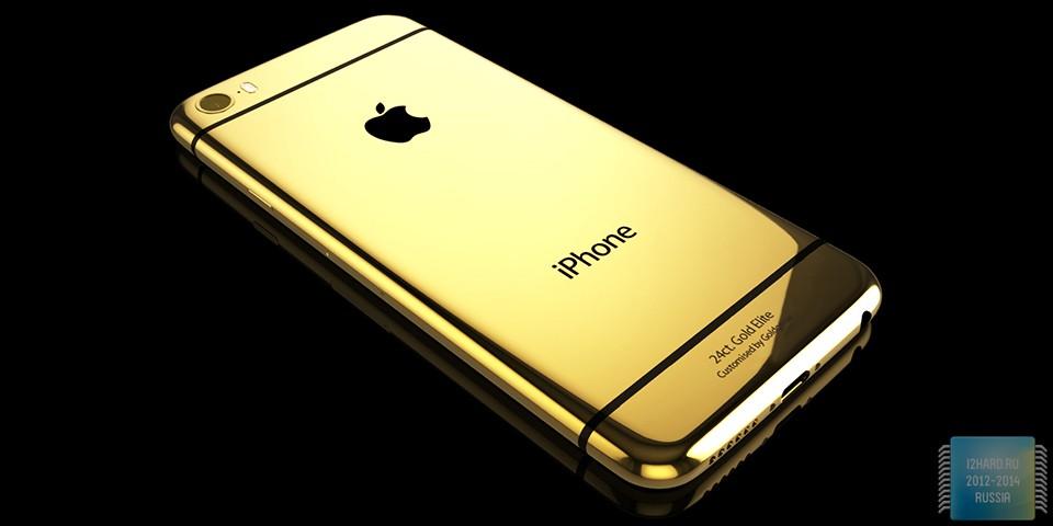 предзаказ iPhone 6 Elite