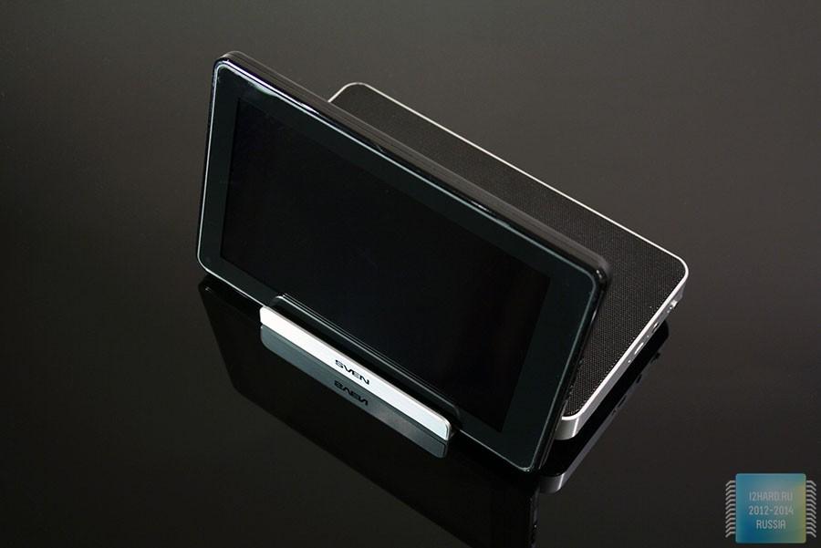 Подставка, выключенный дисплей