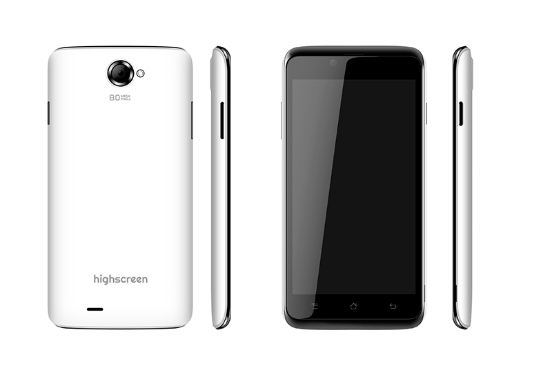 Highscreen Omega Prime XL - обзор бюджетного смартфона