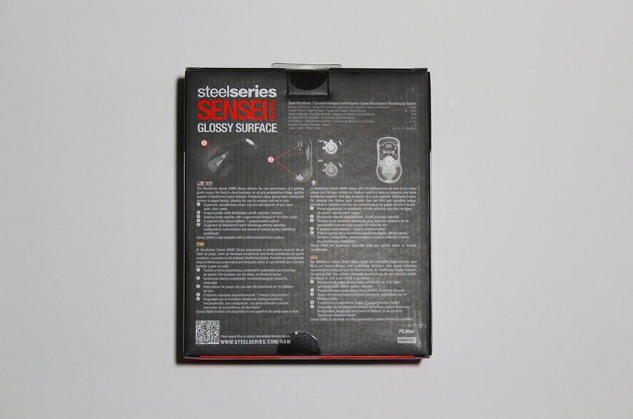 SteelSeries Sensei [Raw]