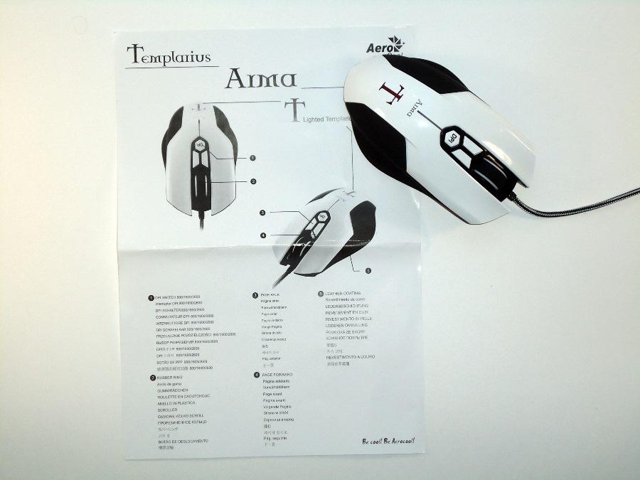 AeroCool Templarius Arma