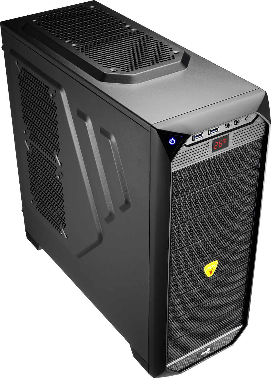 VS-92 Case Black Edition