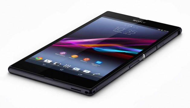Обзор новинки от компании Sony - Sony Xperia Z Ultra