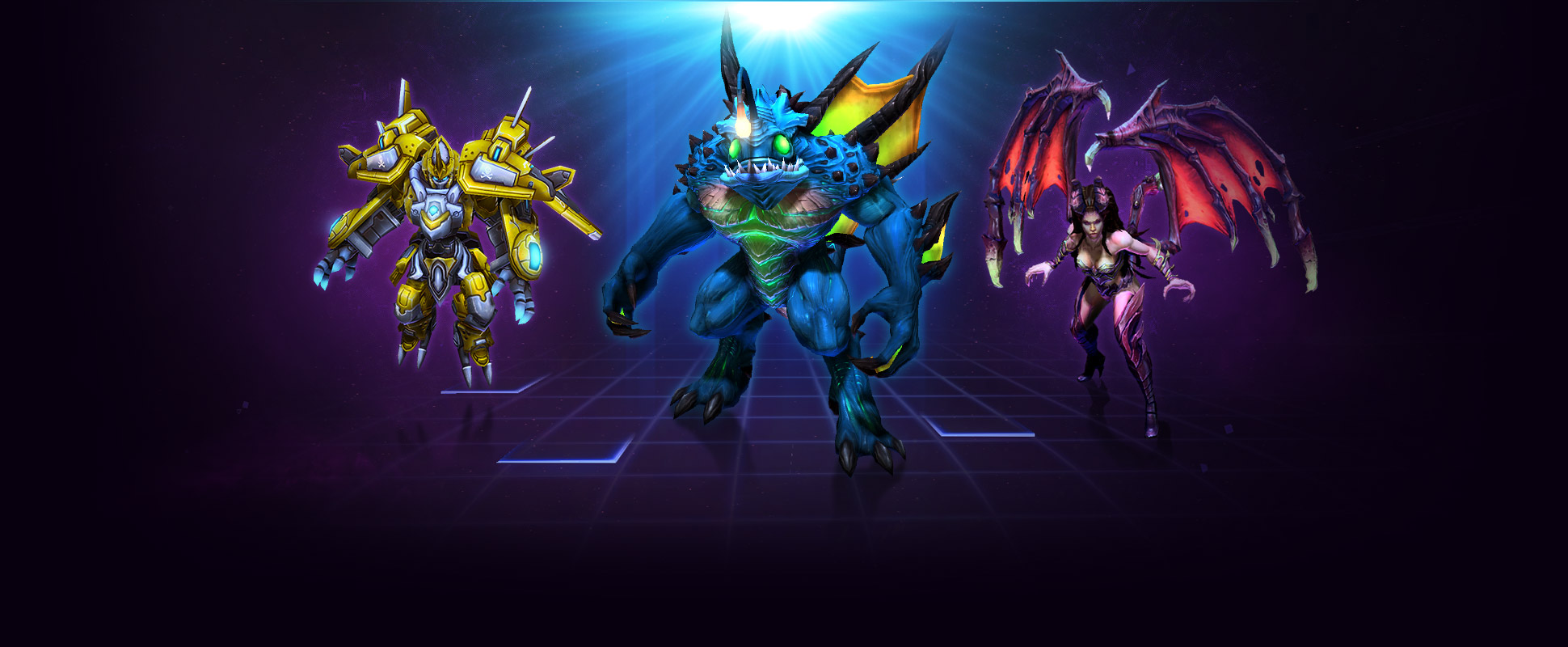 Обзор Heroes Of The Storm от Blizzard