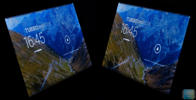 "IPS-экран 8"" планшета TurboPad Flex 8"