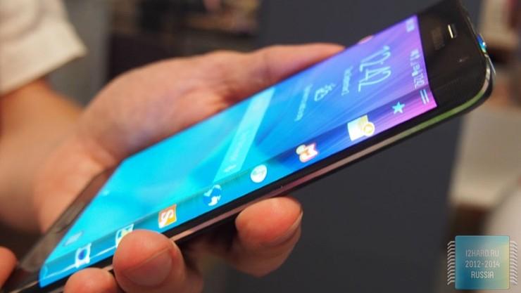 Samsung верит, что дизайн Galaxy Note Edge принесет успех