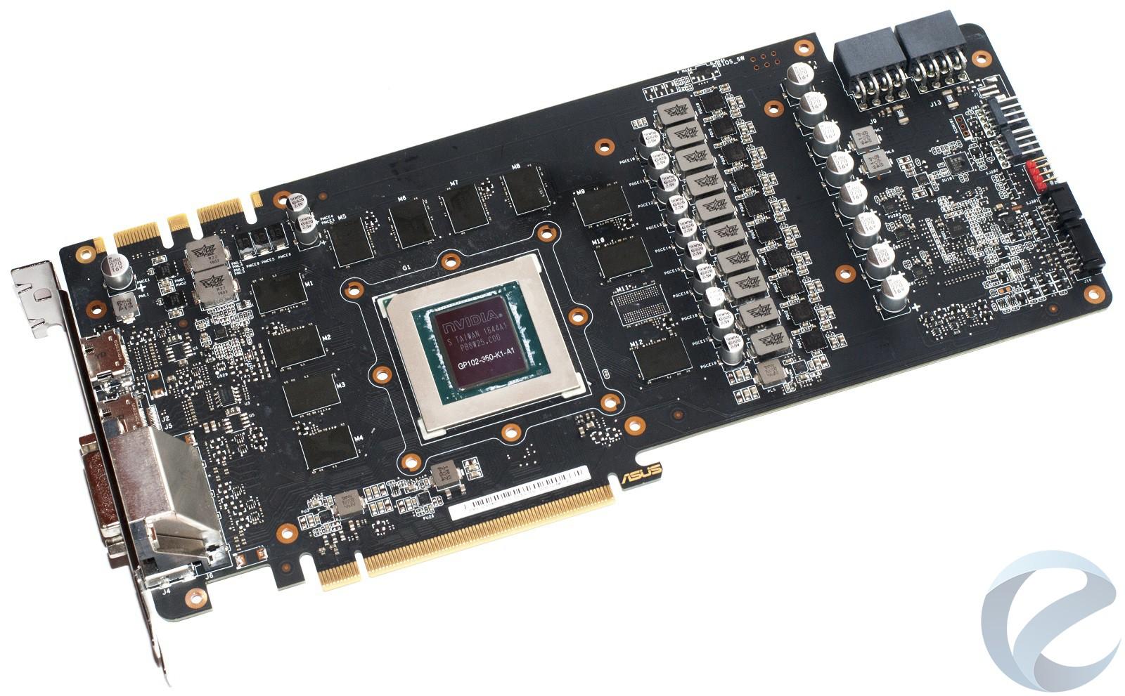 Обзор и тестирование видеокарты ASUS ROG GeForce GTX 1080 Ti