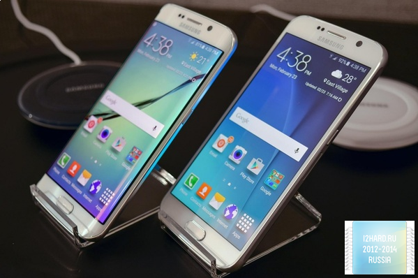 S6 Edge Galaxy S6