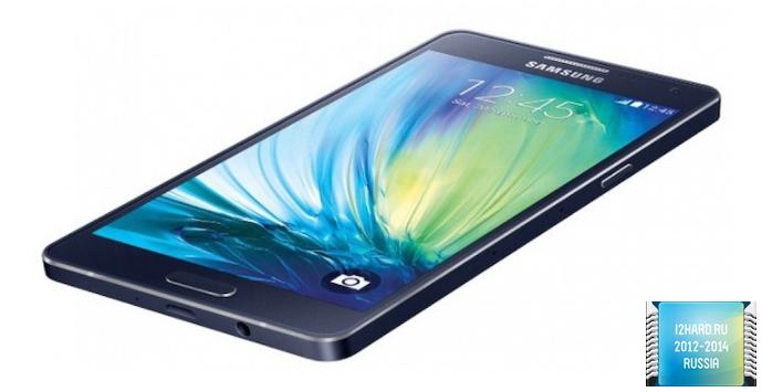 Samsung Galaxy E5 23 января появится в России