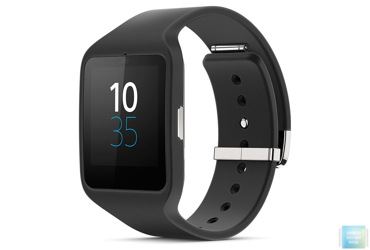 В Google Play стали доступны Sony SmartWatch 3